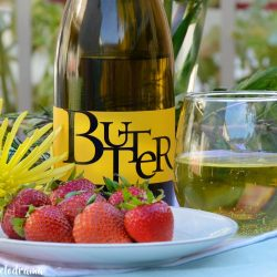 recipe for the perfect mother's day includes a glass of chardonnay from JaM Cellars