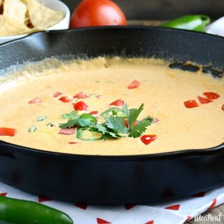 Easy Homemade Queso Dip