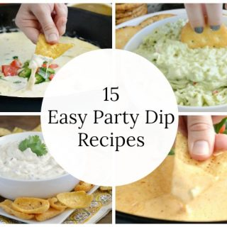 15 Easy Party Dip Recipes