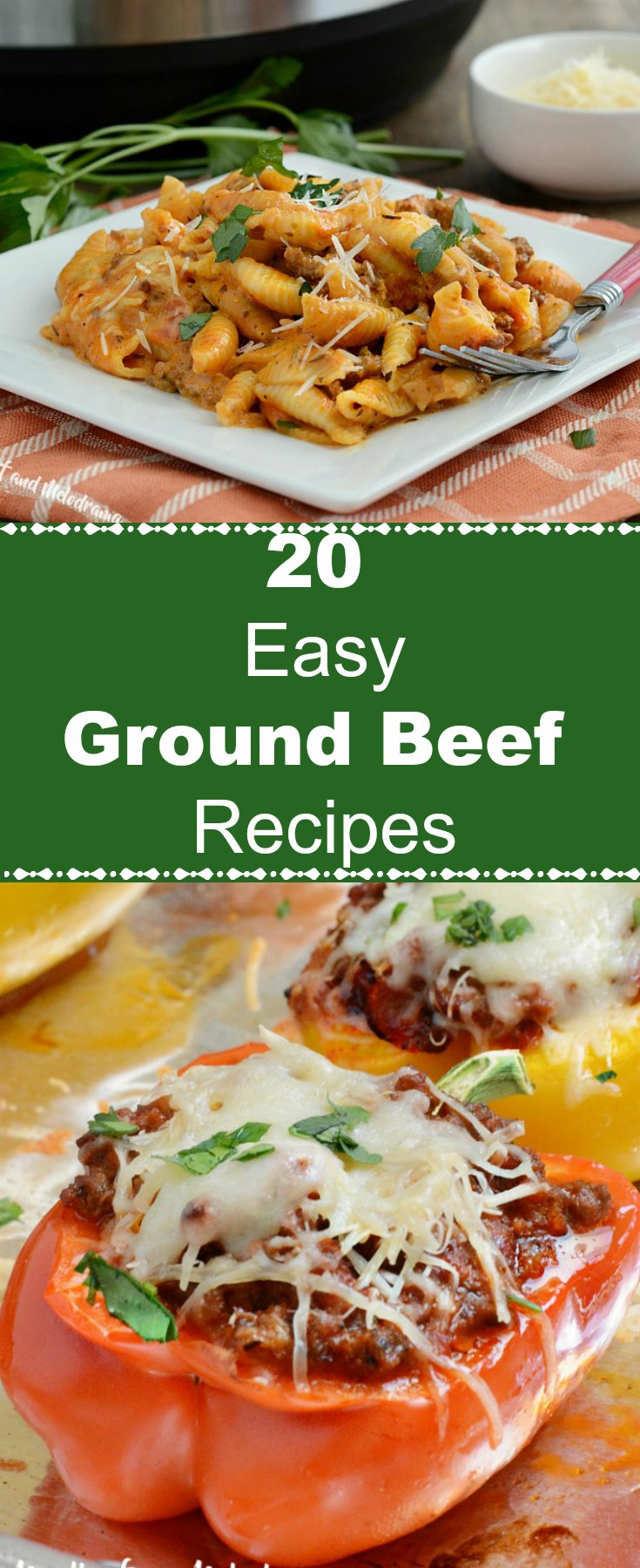 20 Simple Nail Designs For Beginners: 20 Easy Ground Beef Recipes