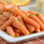 Instant Pot Orange Ginger Carrots