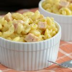 Instant Pot Mac and Cheese with Ham