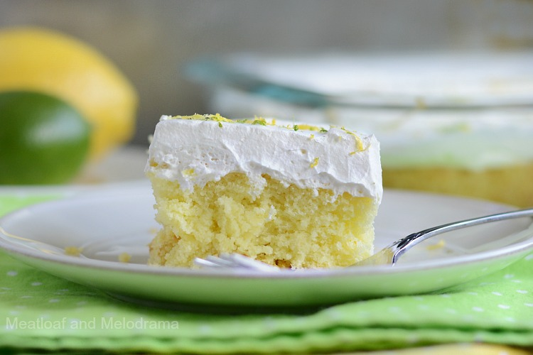 lemon lime soda cake