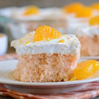 Orange Crush Soda Pop Cake