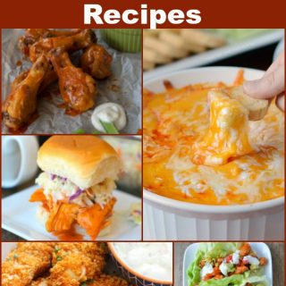 25 Easy Buffalo Chicken Recipes