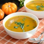 Instant Pot Easy Pumpkin Soup