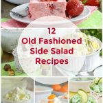 12 Old Fashioned Side Salad Recipes