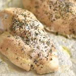 Easy Baked Chicken Breasts